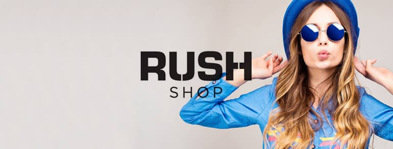 Rush Shop Voucher Codes 2018